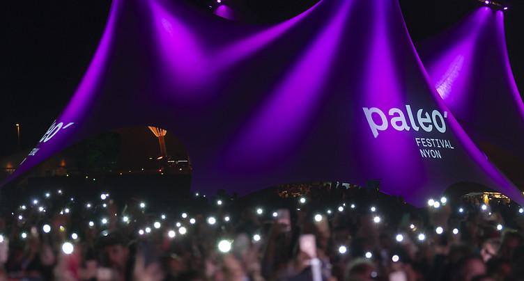 Le Paléo Festival n'aura pas lieu cet été