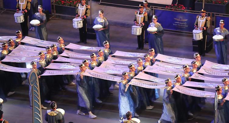 Début du défilé inédit de 22 momies royales au Caire