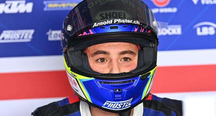 GP de Doha Moto3: 11e place pour Jason Dupasquier