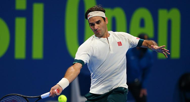 Federer et Wawrinka sur l'Entry List à Madrid