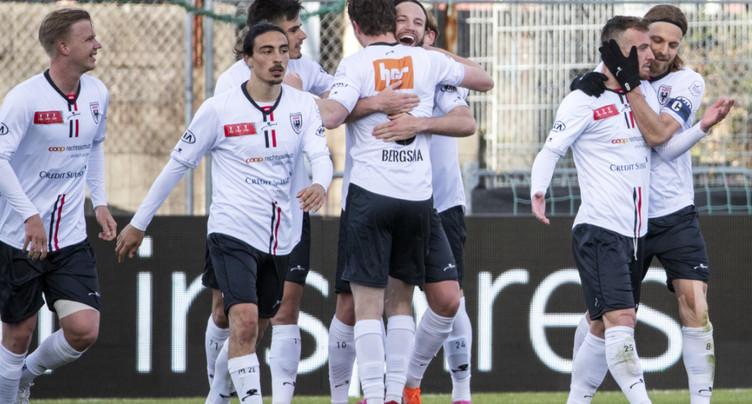 Coupe de Suisse: Aarau en demi-finale