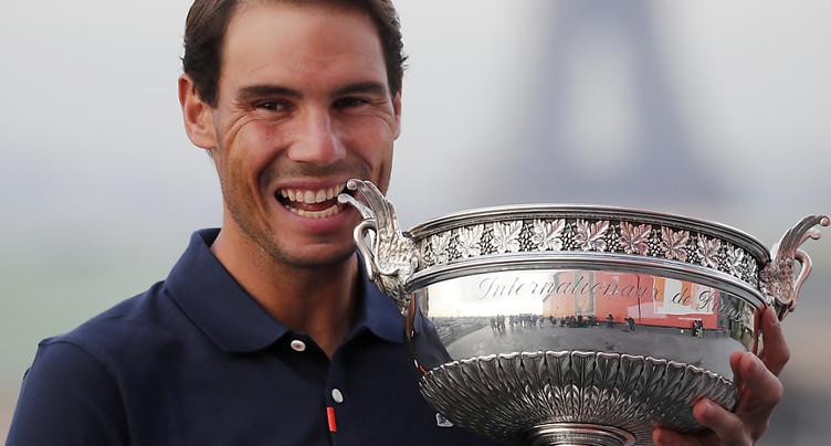 Roland-Garros débutera une semaine plus tard que prévu