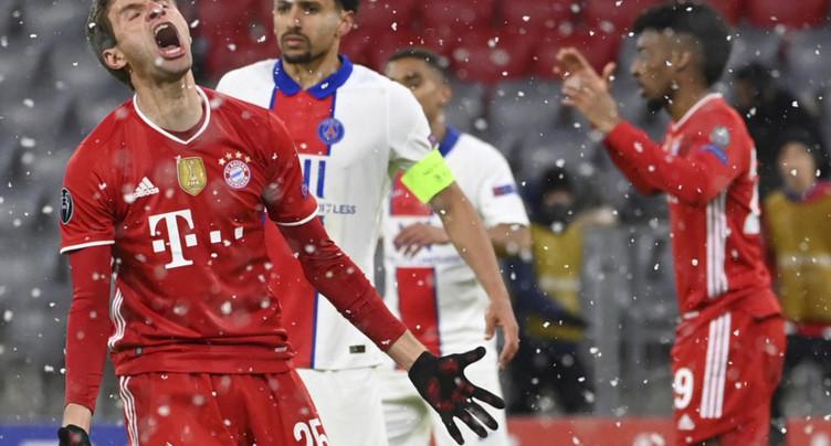 Pour la presse allemande, la défaite du Bayern « est une blague »