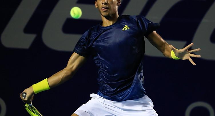 Toni Nadal va entraîner Auger-Aliassime