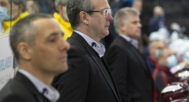 Genève-Servette reconduit tout son staff d'entraîneurs