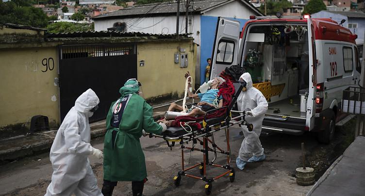 Bolsonaro bientôt sous enquête pour sa gestion de la pandémie