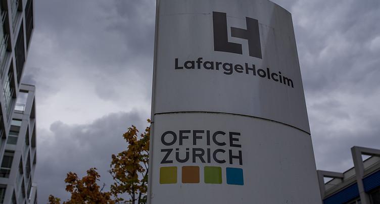 Lafargeholcim: le patron Jan Jenisch proposé pour le conseil
