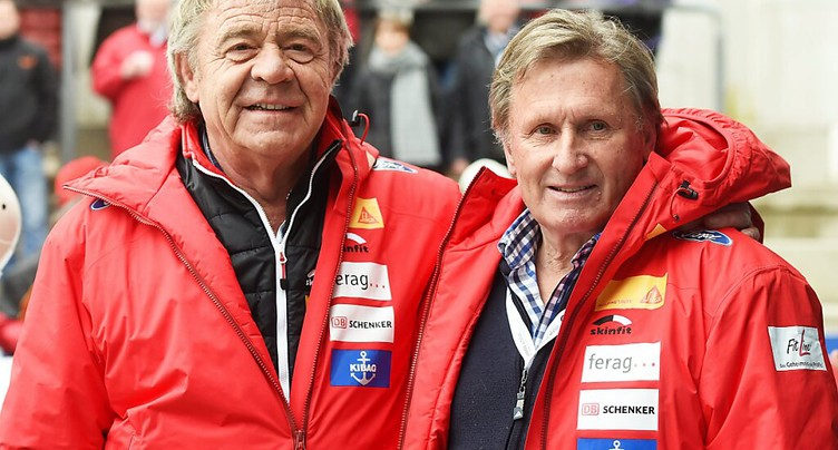 Décès du champion olympique Ekkehard Fasser