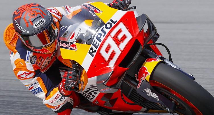 Marc Marquez autorisé à « revenir à la compétition »