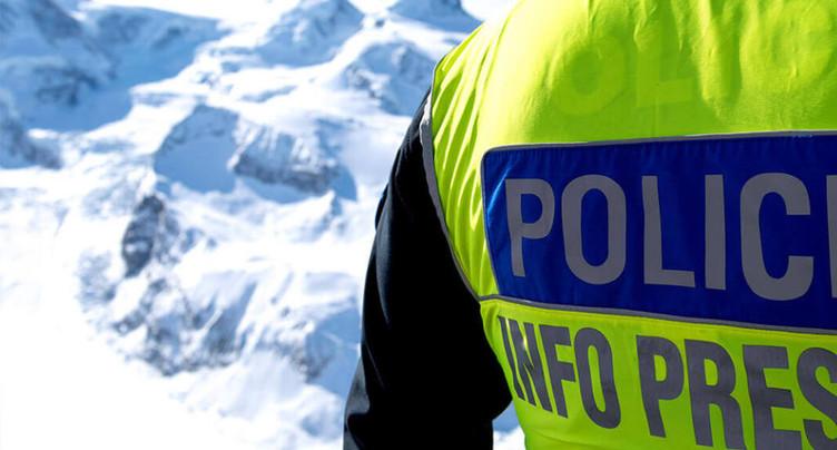 Deux alpinistes perdent la vie au Finsteraarhorn (VS)