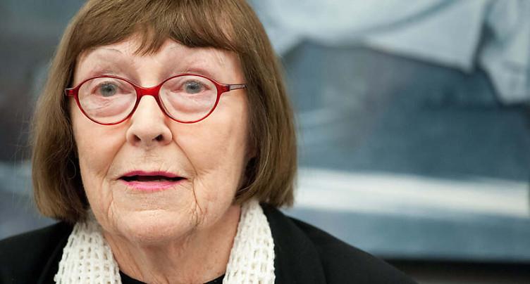 Mort de la photographe June Newton, alias Alice Springs