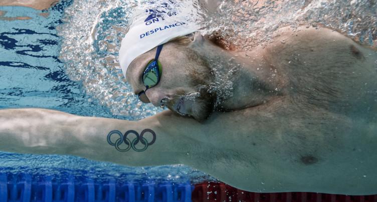 Desplanches s'impose sans forcer sur 200 m 4 nages