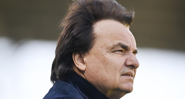 Super League: le FC Sion est en plein désarroi