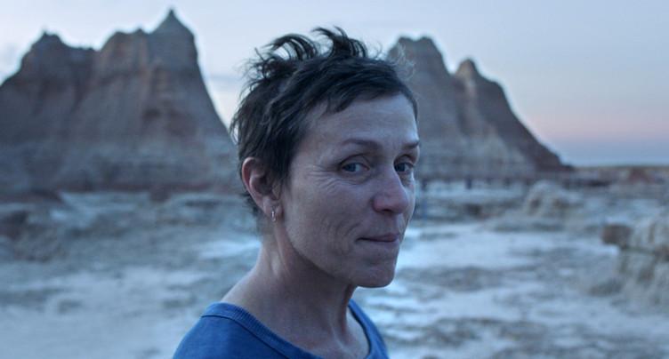 Bafta: McDormand meilleure actrice, Hopkins meilleur acteur