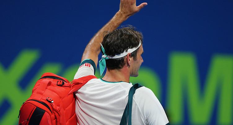 Masters 1000 de Rome: Federer se retire de l'entry list