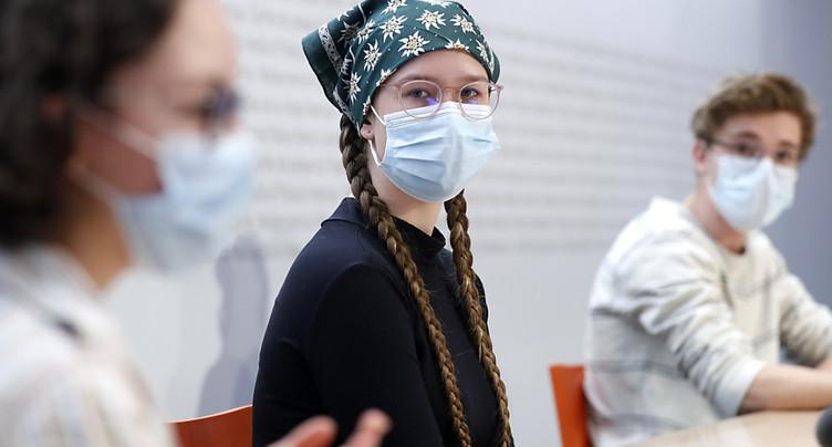 La pandémie dope les inscriptions dans les jeunesses de partis