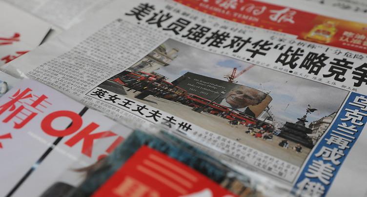 Chine: les importations bondissent en mars