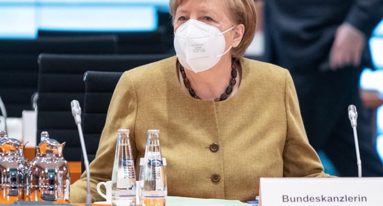 L'Allemagne approuve un durcissement de la loi anti-Covid