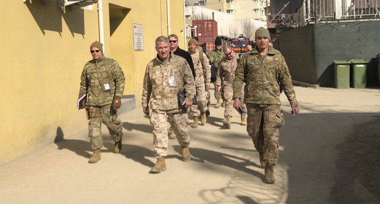 Afghanistan: Biden retirera toutes les troupes US d'ici le 11 septembre