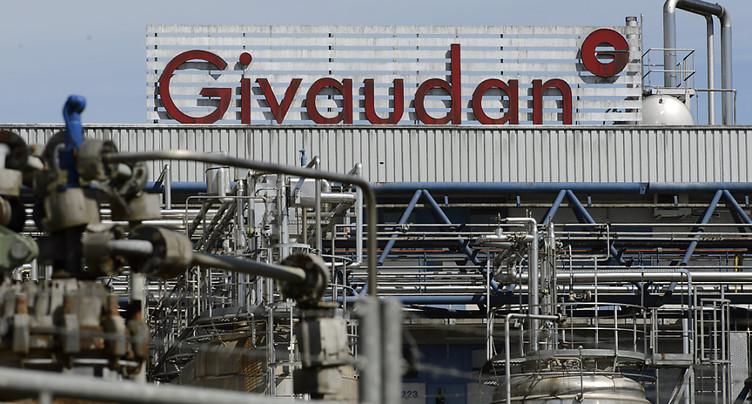 Givaudan finalise l'acquisition du français Myrissi