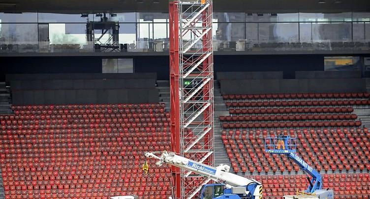 Implenia clôt sa dispute avec Zurich autour du stade du Letzigrund