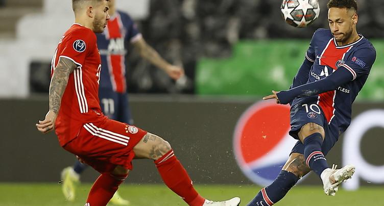 « Drame à Paris » peut-on lire dans la presse allemande