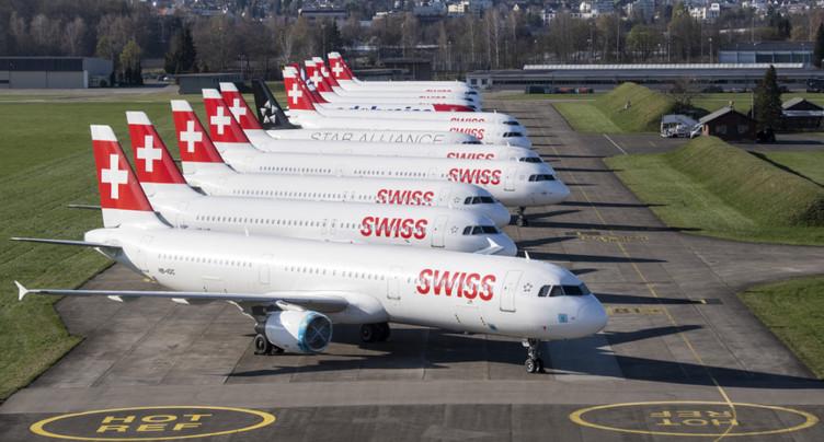 Swiss teste une application de voyage pour faire face à la pandémie