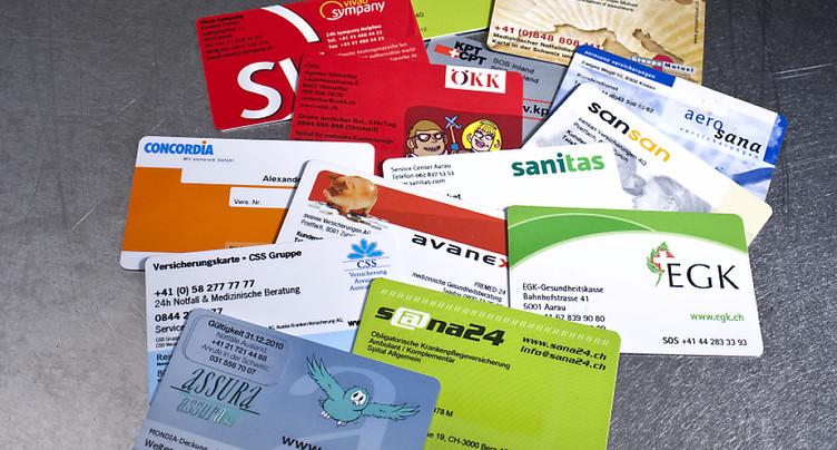 Les réserves des caisses-maladie doivent être réduites au profit des assurés