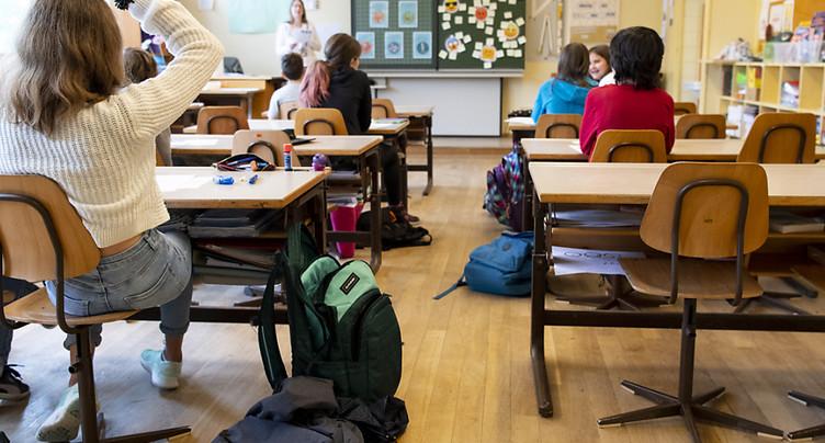 L'OCDE met en garde contre la fermeture des écoles