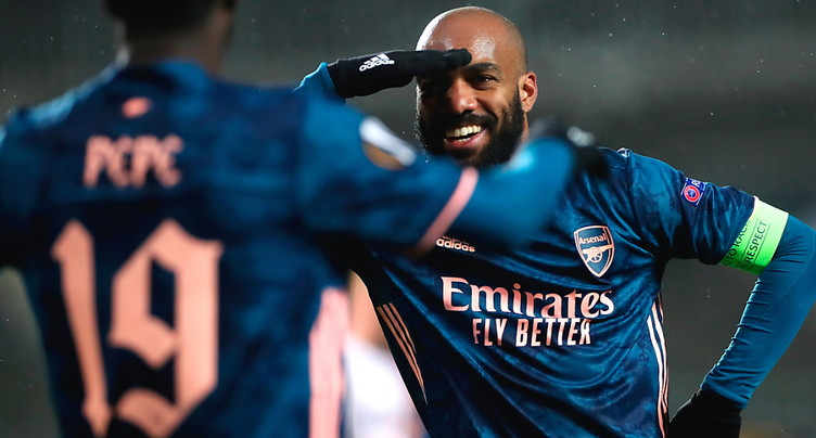 Arsenal et Xhaka en demi-finales