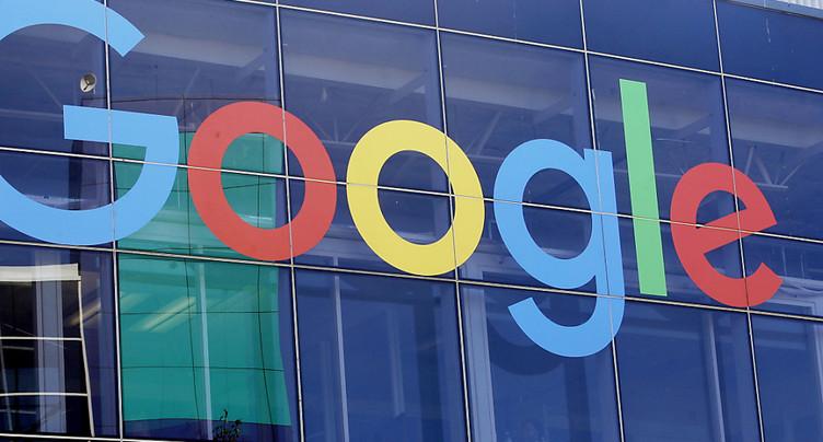 Australie: un tribunal sanctionne Google pour collecte des données