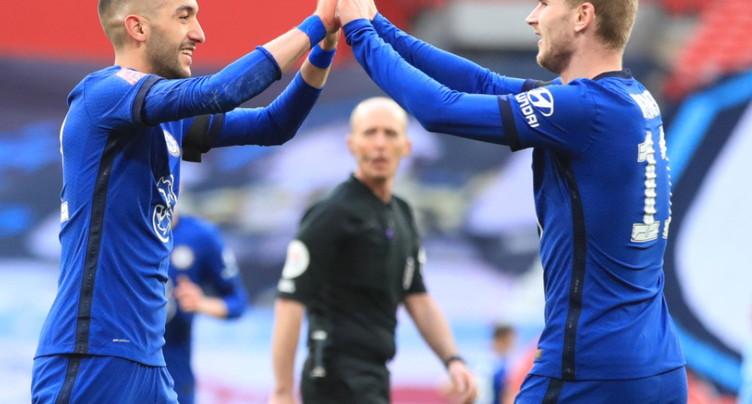 Chelsea élimine City en demi-finale de la Cup