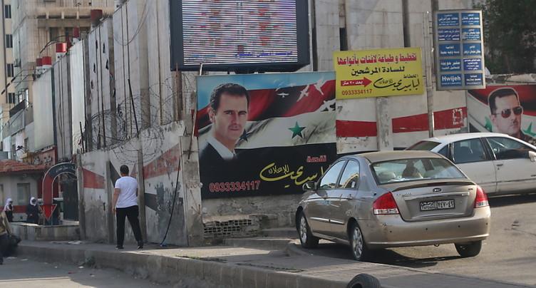 Election présidentielle en Syrie le 26 mai