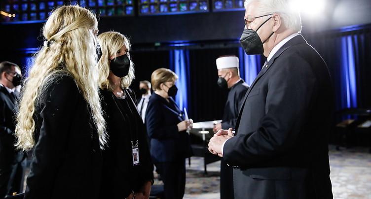 L'Allemagne rend un hommage national aux morts et exhorte à l'unité