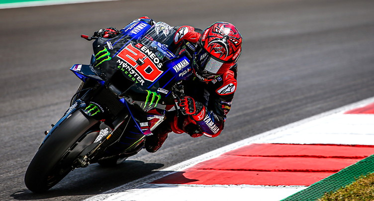 MotoGP: 2e succès d'affilée pour Quartararo