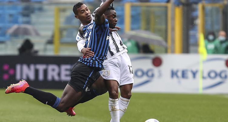 L'Atalanta s'offre la Juve, une première depuis 20 ans