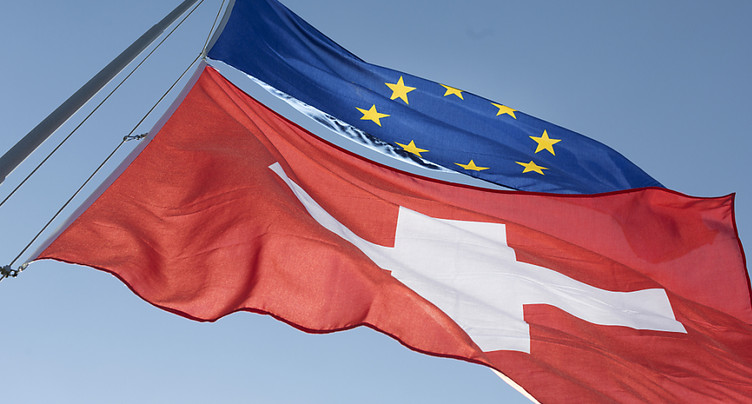 Le Conseil fédéral prépare la visite de Guy Parmelin à Bruxelles