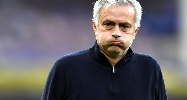 Tottenham: Jose Mourinho limogé