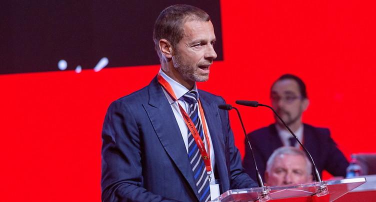 L'UEFA fustige « l'avidité » des frondeurs et adopte sa réforme