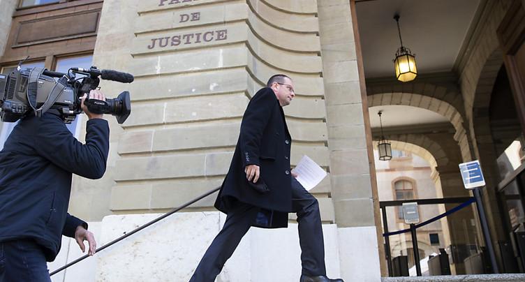 L'interrogatoire express de l'encaveur valaisan devant le tribunal