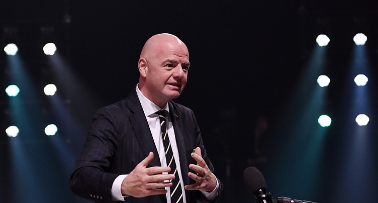 Gianni Infantino menace les clubs « dissidents »