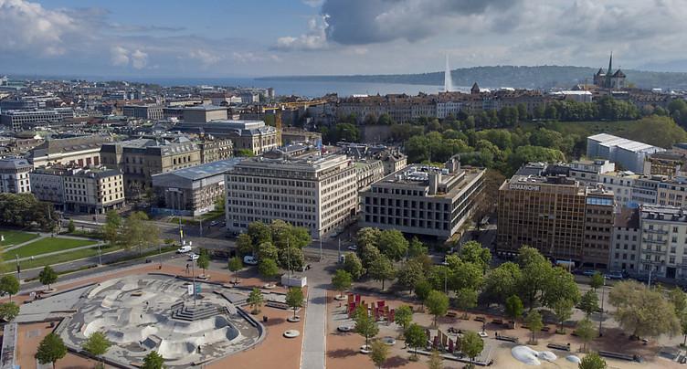 Trois personnes sur quatre vivent dans une zone urbaine en Suisse
