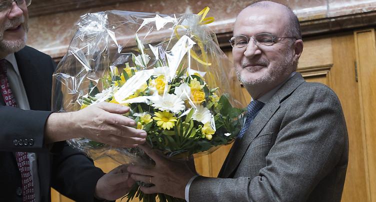 Fulvio Pelli devient conseiller communal à Lugano