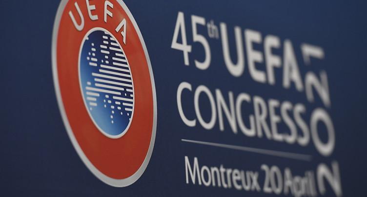 Un tribunal de Madrid interdit à l'UEFA et à la FIFA toute mesure
