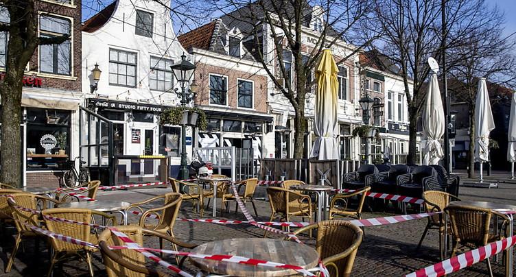 Pays-Bas: fin du couvre-feu et ouverture des terrasses le 28 avril