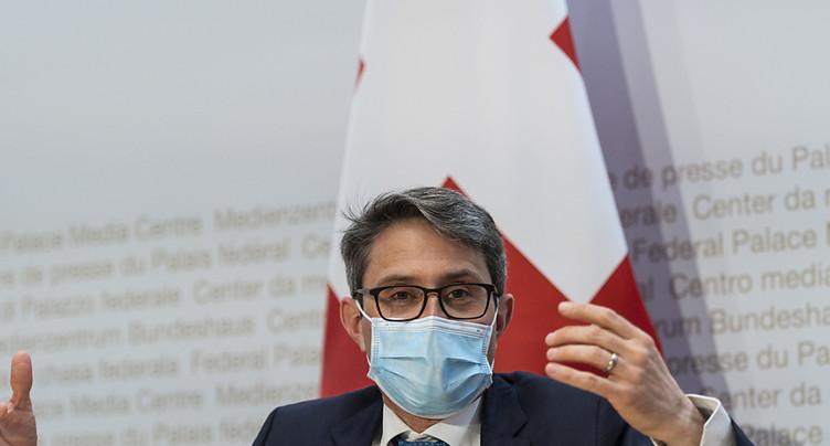 La confiance est impactée par la baisse des livraisons de vaccin