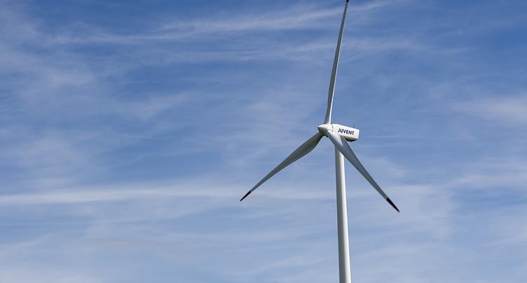 Recours rejetés contre le parc éolien de Sainte-Croix (VD)