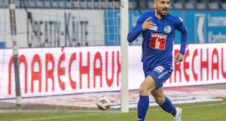 Super League: Lucerne arrache un succès précieux