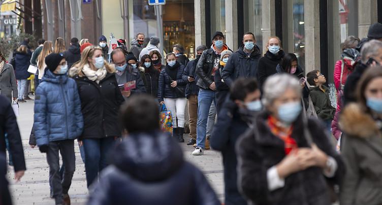 L'armée n'a pas commis de fautes graves dans l'achat des masques