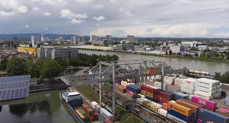 Le rebond des exportations s'est poursuivi au premier trimestre